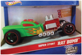 Hot Wheels Rat Bomb